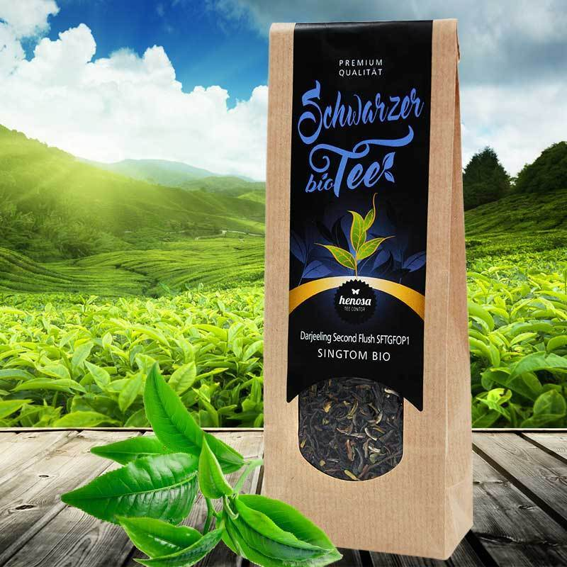 Darjeeling Second Flush SFTGFOP1 Singtom Bio