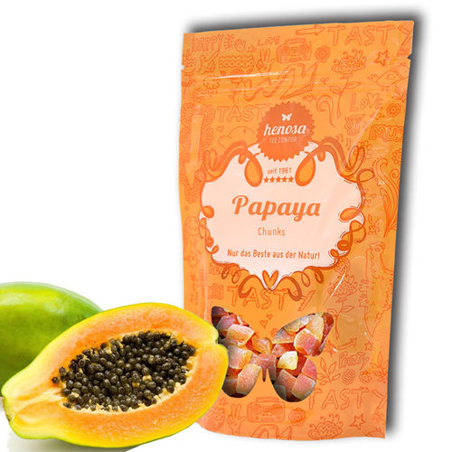 Papaya Chunks (Thailand)